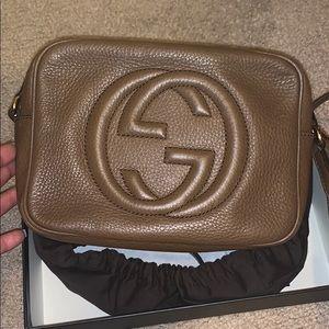 Gucci Bags - Brown Gucci Soho Disco